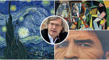 Picasso, Van Gogh e Maradona in due mostre a Napoli curate da Sgarbi