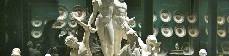 Statuine al Museo di Capodimonte