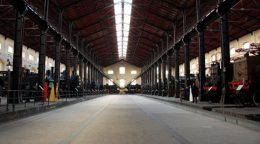 Museo di Pietrarsa, ingresso a 2 euro
