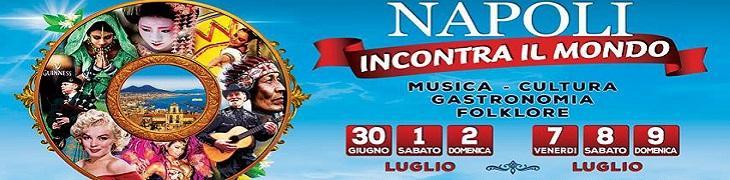 Festival di Napoli - Napoli incontra il mondo
