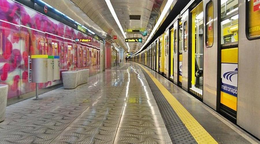 Metro linea 1 Napoli