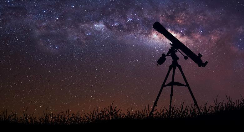 telescopio osservazione stelle
