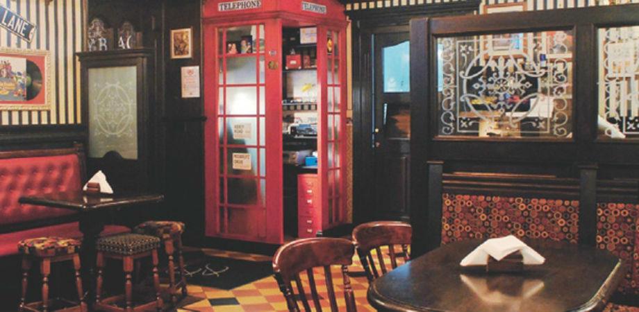 The Penny Black Pub Napoli
