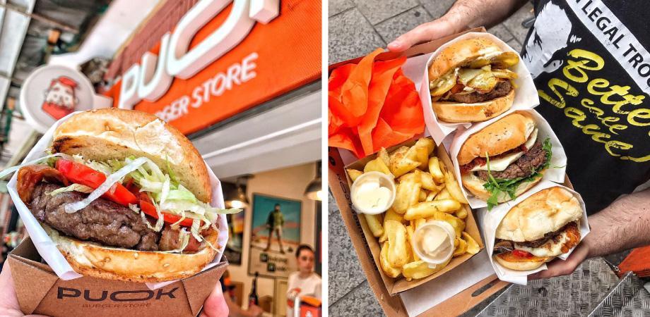 Puok Burger