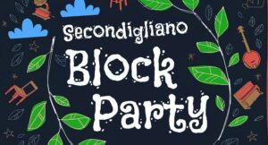 Locandina del Secondigliano Block Party