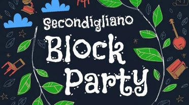 Locandina del Secondigliano Block Party