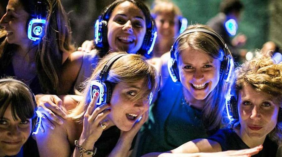 Silent Party, notte bianca dei saldi al Centro Commerciale Azzurro