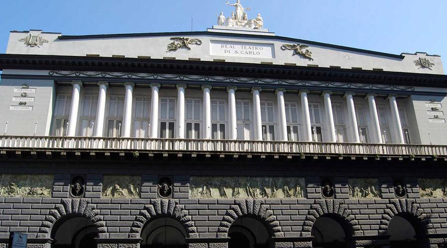 Teatro San Carlo a Napoli, concerti in terrazza