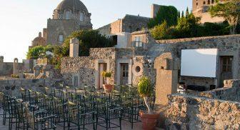 Terrazza del Sole al Castello Aragonese
