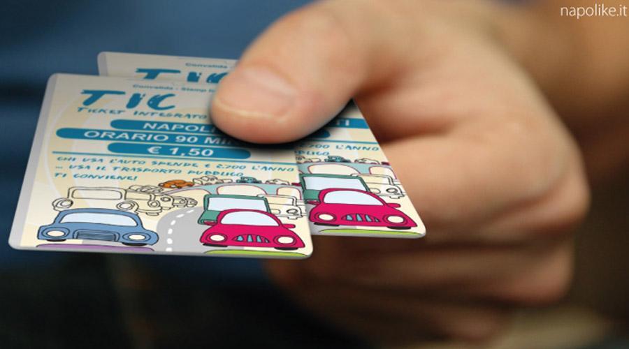 Biglietto unico integrato a Napoli
