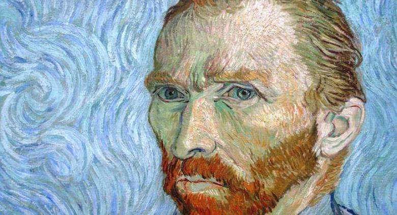Ritratto Van Gogh
