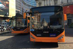 حافلة ANM في نابولي
