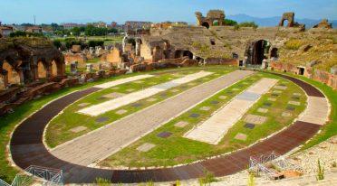 Campanian Amphitheatre of Santa Maria Capua Vetere