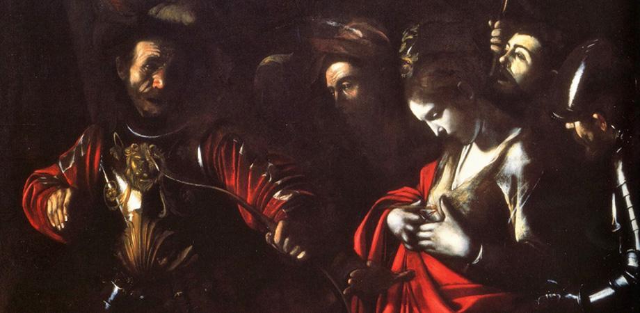 Martirio di Sant'Orsola di Caravaggio