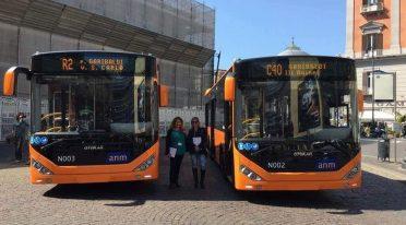 Sciopero a Napoli il 20 luglio 2017 di metro linea 1, Funicolari e bus