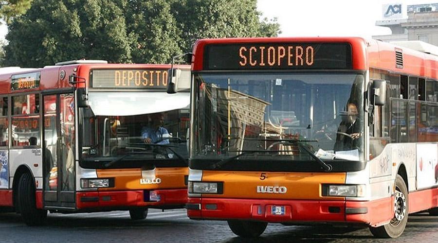 Bus ANM, sciopero a Napoli di metro linea 1 e funicolari 6 luglio 2017
