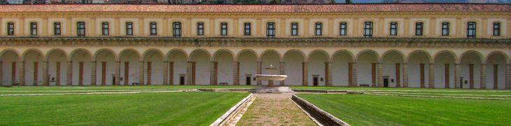 Certosa WayのPadulaにあるCertosa di San Lorenzo
