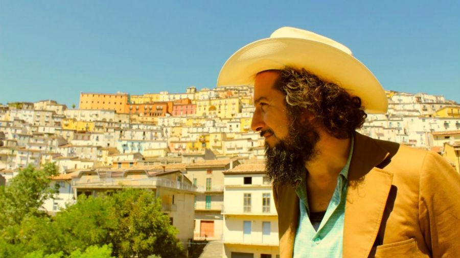 Vinicio Capossela, direttore artistico dello Sponz Fest 2017 nell'alta irpinia