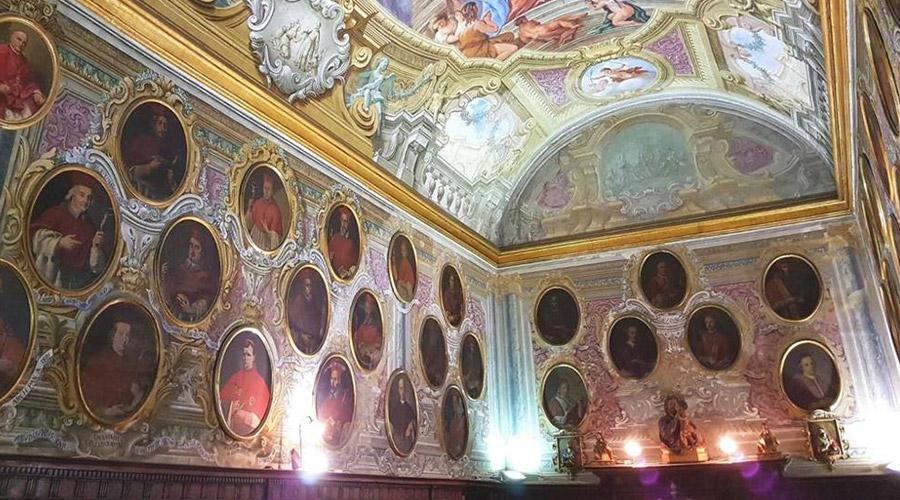 La Cappella dei Bianchi della Giustizia a Napoli