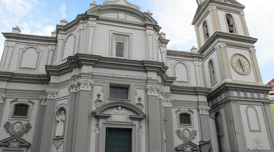 Chiesa di Santa Maria della Sanità a Napoli, Cinema di Palazzo