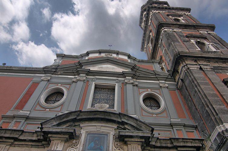 Chiesa di Santa Maria del Carmine a Napoli, Festa del Carmine 2017