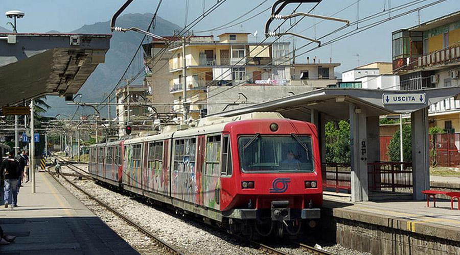 Sciopero Circumvesuviana, Cumana, metro Napoli-Aversa 20 luglio 2017