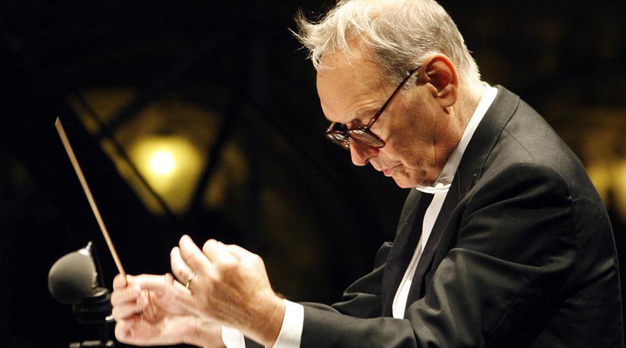 Ennio Morricone in concerto alla Reggia di Caserta, prevista seconda data