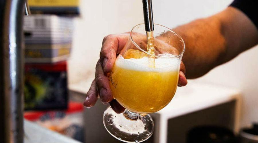 Una delle birre che potranno essere assaggiate al GoBeer Expo 2017 a Trentola Dugenta
