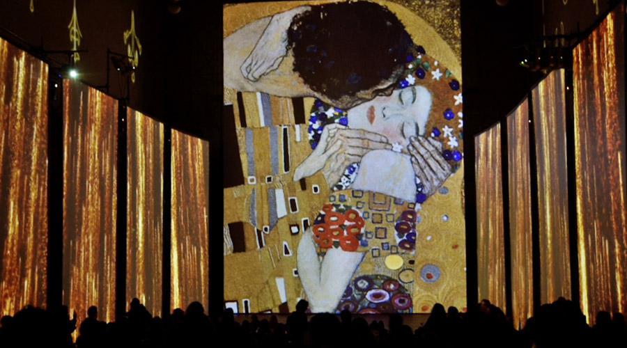 Klimt Experience Reggia di Caserta