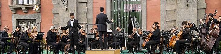 Concerti gratuiti al Bosco di Capodimonte