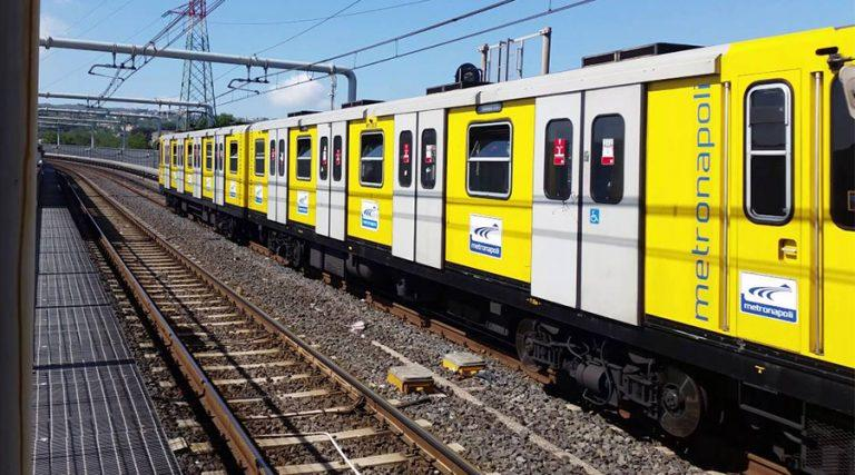 Ligne de métro 1 Naples
