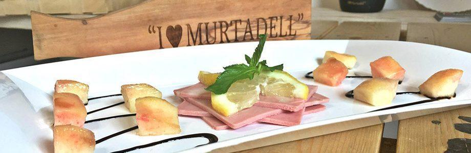 Mortadella gourmet par J'aime Murtadell à Naples