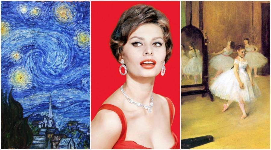 Le nuove mostre al Museo di Capodimonte a Napoli: Van Gogh, Degas e Sophia Loren