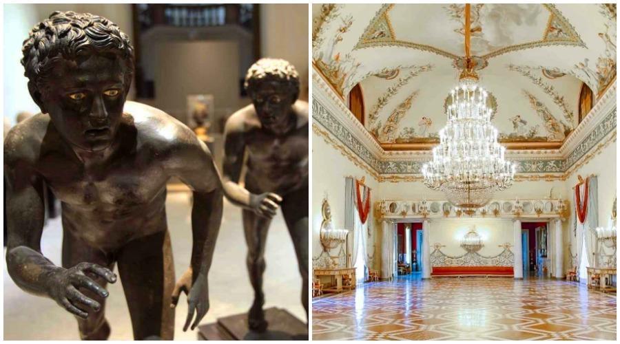 Museo Archeologico e Museo di Capodimonte a Napoli, biglietto unico