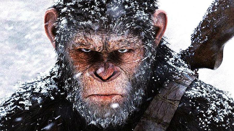 Uno dei protagonisti della saga Il pianeta delle scimmie che sarà trasmesso al The Space Cinema a Napoli