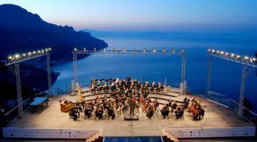 Belvedere di Villa Rufolo al Ravello Festival