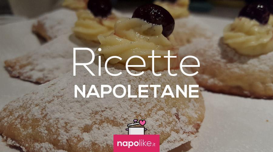 Le monachine, la ricetta del dolce napoletano