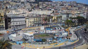 Riviera di Chiaia, riapre via Arco Mirelli a Napoli
