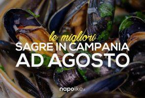 Le migliori sagre in Campania ad agosto 2017