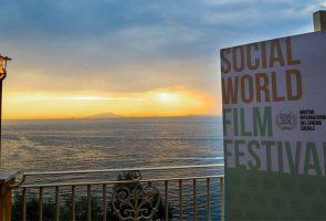 Una vista della location del Social World Film Forum 2017 a Vico Equense