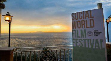 Una vista della location del Social World Film Forum 2017 a Vico Equense