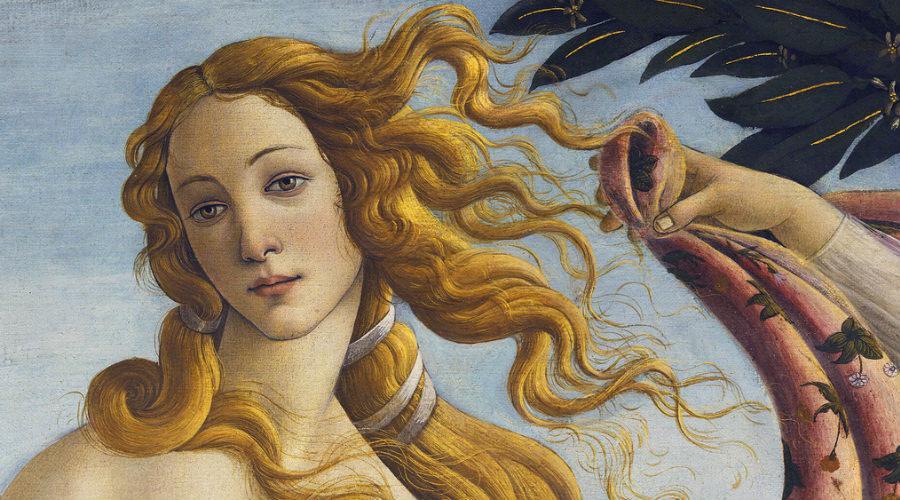 Venere di Botticelli, rassegna teatrale Vissi d'Arte a Napoli