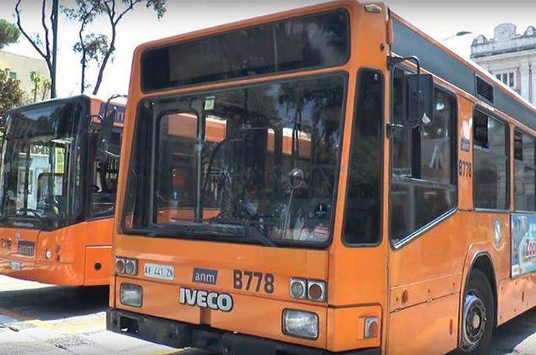 Bus ANM a Napoli, sciopero 24 agosto 2017