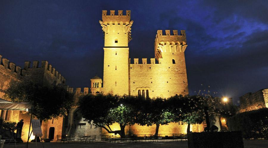 Castello Lancellotti a Lauro, spettacolo Cenerentola