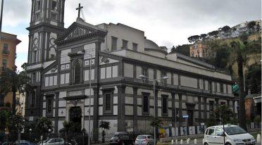 Chiesa di Piedigrotta a Napoli