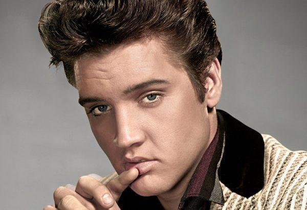 Elvis Presley, omaggio alla mostra Rock!7 al PAN di Napoli