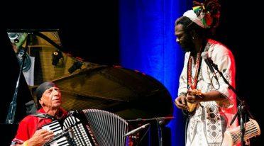 ethnische Musik