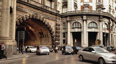 Galleria Vittoria a Napoli, chiusura dal 22 al 24 agosto 2017