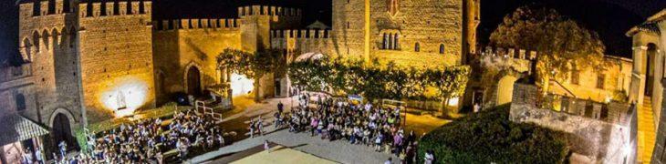 Lumina in Castro al Castello Lancellotti di Lauro
