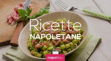 Recipe pasta and peas